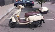 Scooter Kymco Like 125 photo 3