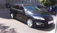 Ford Mondeo Wagon photo 5