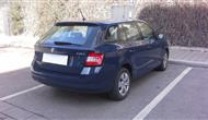 Škoda Fabia III Wagon MT photo 5