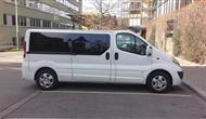 Opel Vivaro Passenger photo 6