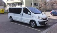 Opel Vivaro Passenger photo 7