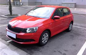 Škoda Fabia III MT photo