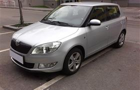 Škoda Fabia AT photo