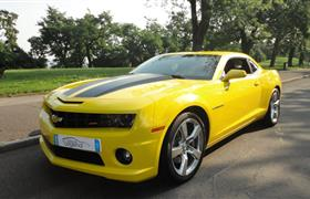 Chevrolet Camaro 2SS RS photo