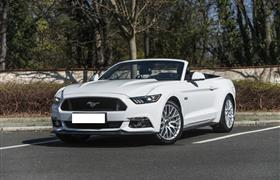 Ford Mustang GT 5.0 Convertible photo