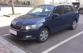 Škoda Fabia III Wagon MT photo