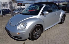 VW New Beetle Cabriolet 1.6 photo