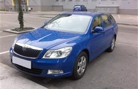 Škoda Octavia II TDI Wagon main photo