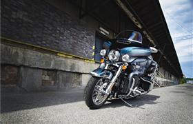 Car rental Harley Davidson CVO™ Limited in Prague