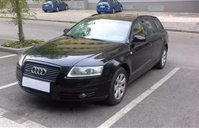 Audi A6 Quattro 3.0 Wagon main photo