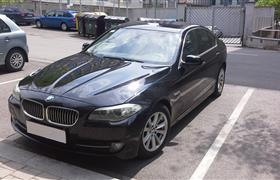 BMW 530 main photo