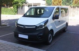Opel Vivaro Passenger main photo