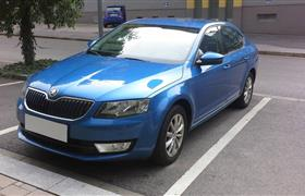 Škoda Octavia III TDI main photo