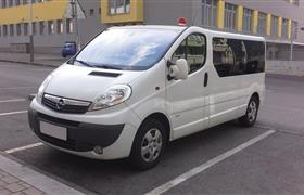 Opel Vivaro Passenger automat main photo