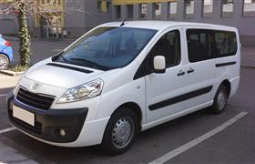 Car rental Peugeot Expert Tepee in Prague