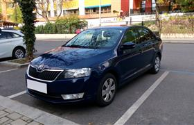 Škoda Rapid 1.4 main photo